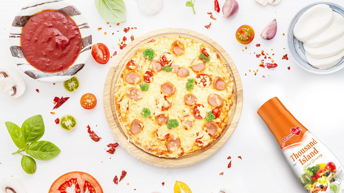 Cara Membuat Pizza Pan Lezat untuk Anak