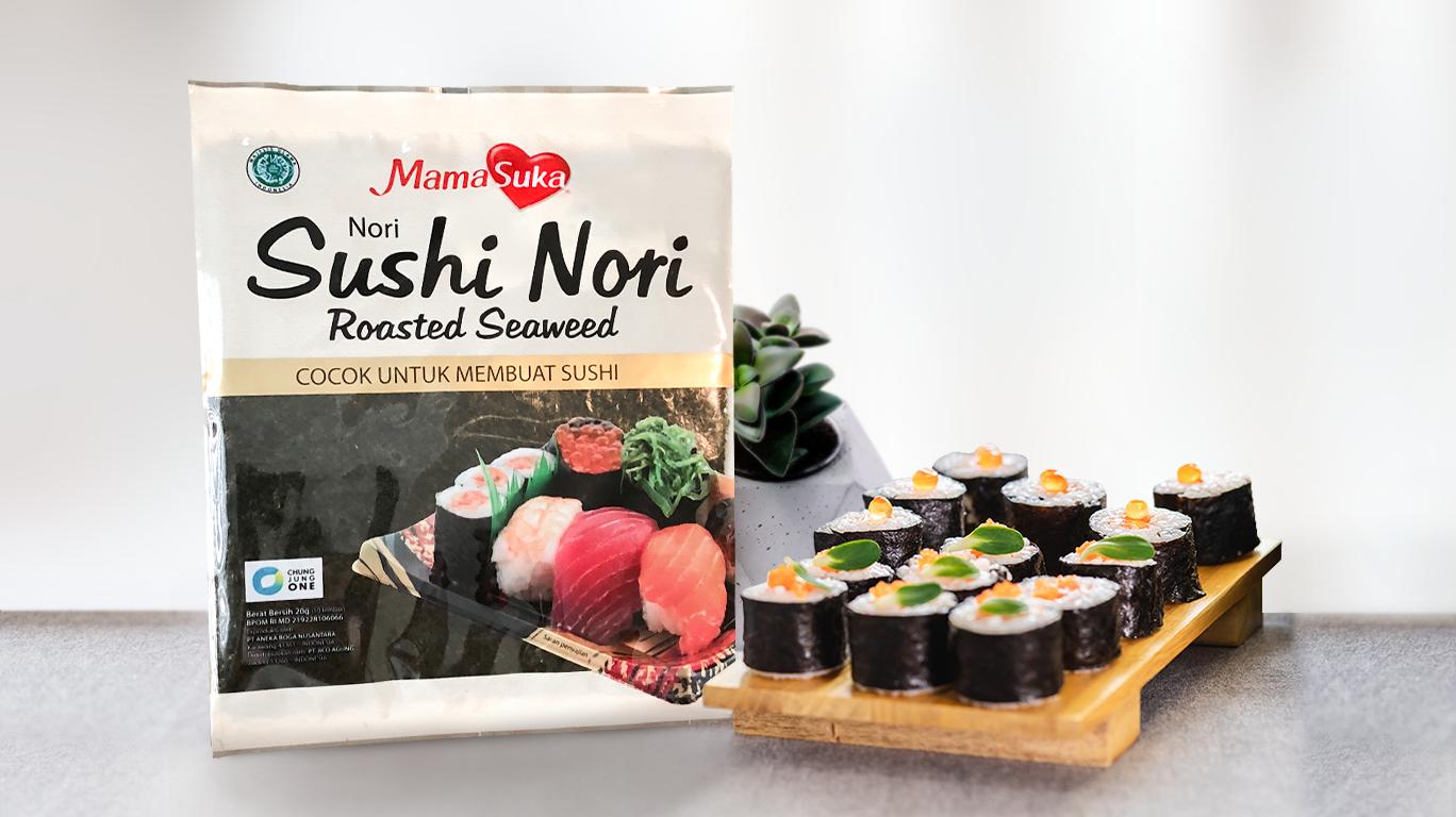 Bagaimana Cara Membuat Sushi Rumahan Tetap Higienis?