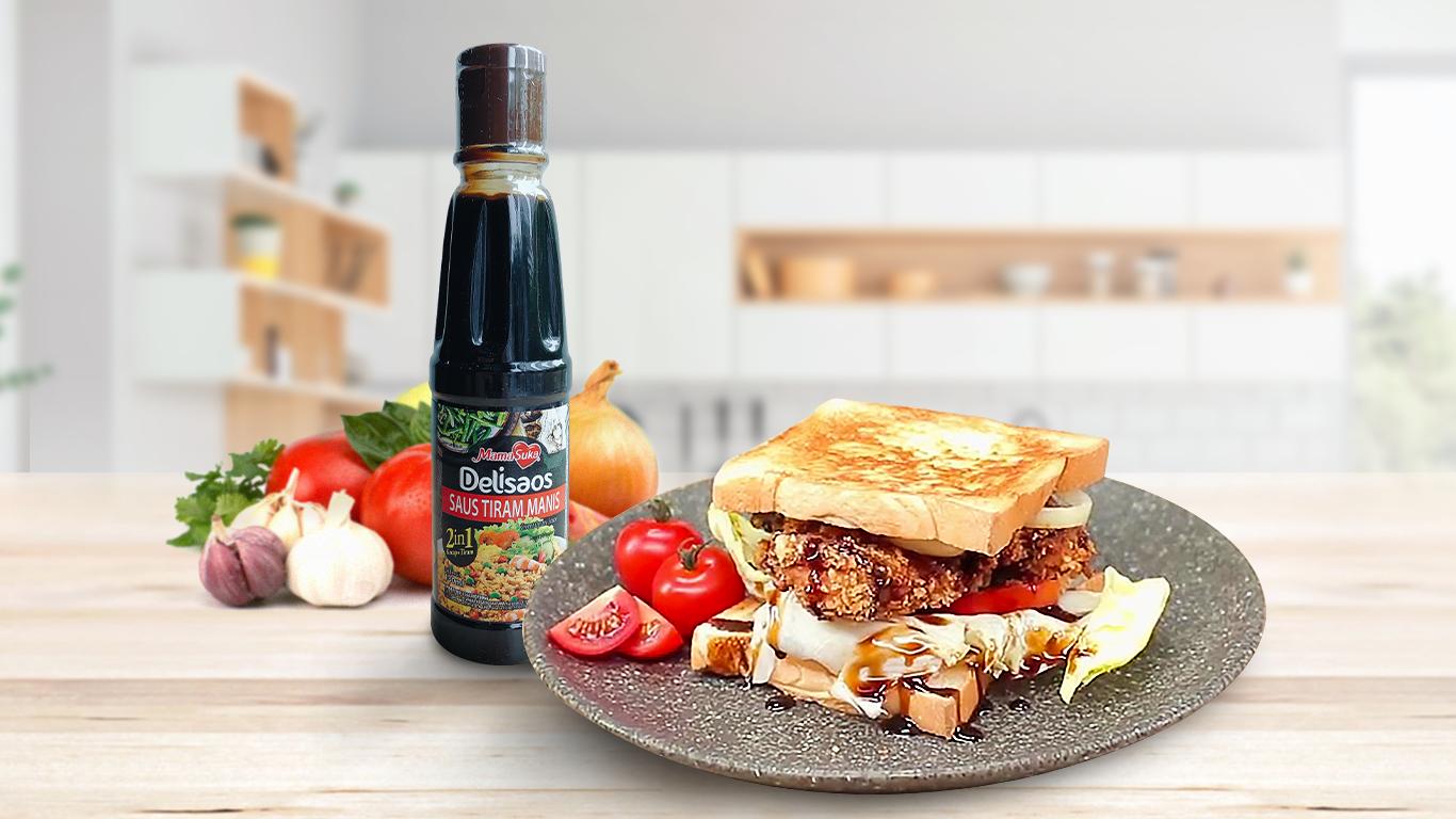 Resep Katsu Sandwich, Cocok Banget untuk Sarapan!
