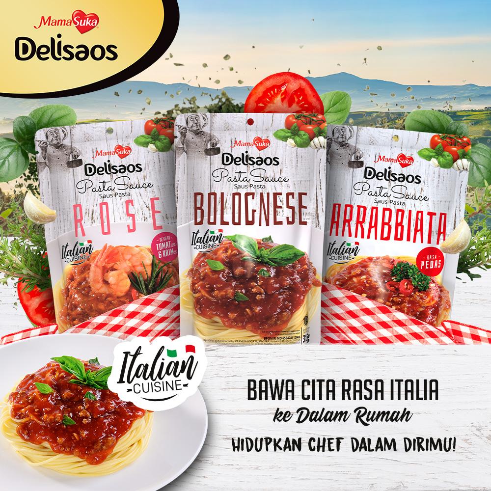 Banner Delisaos Pasta