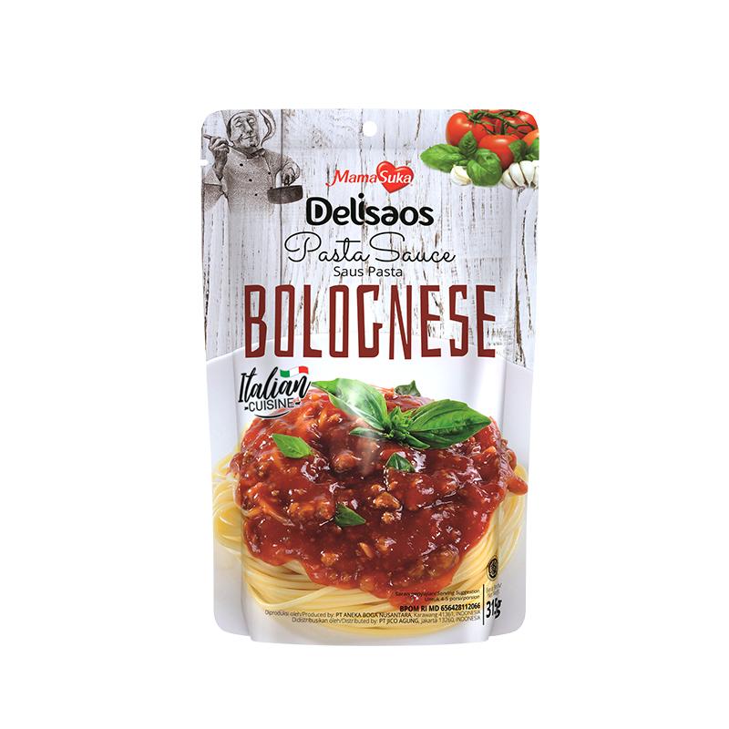 Delisaos Saus Pasta Bolognese