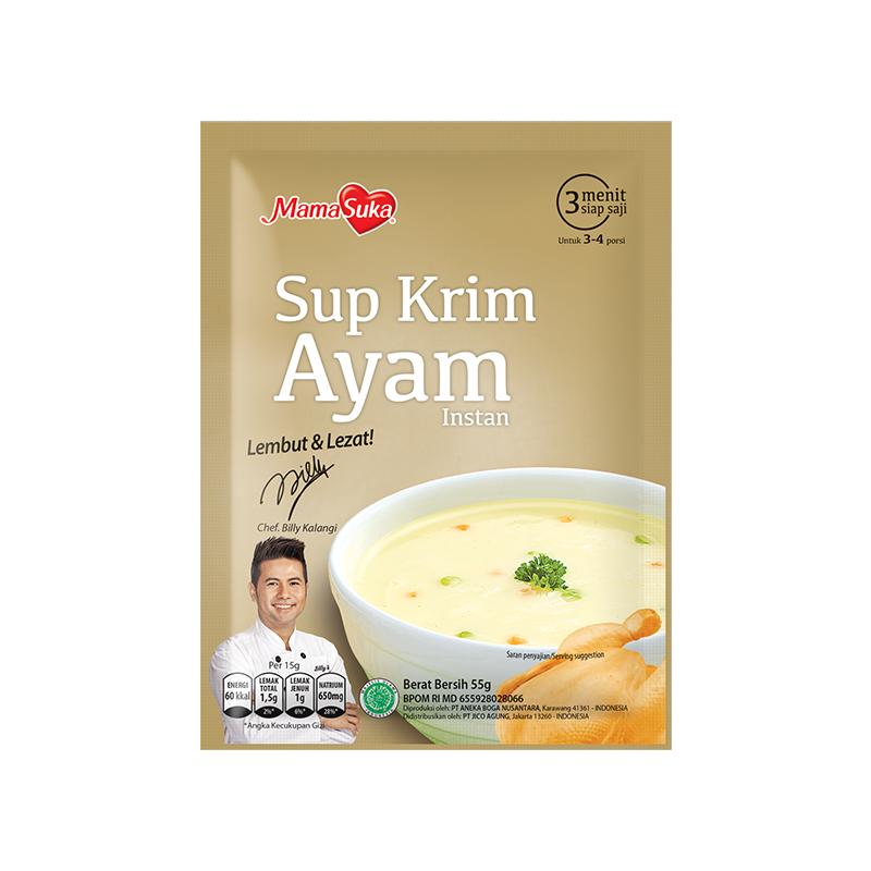 Sup Krim Ayam MamaSuka