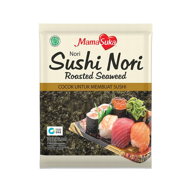 Sushi Nori MamaSuka